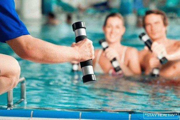 pierde greutatea cu aquafit