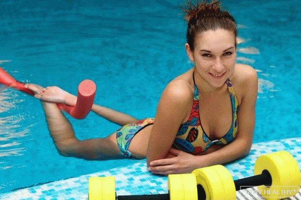 Aqua aerobic pentru pierderea în greutate - soluția perfectă la problema excesului de greutate!